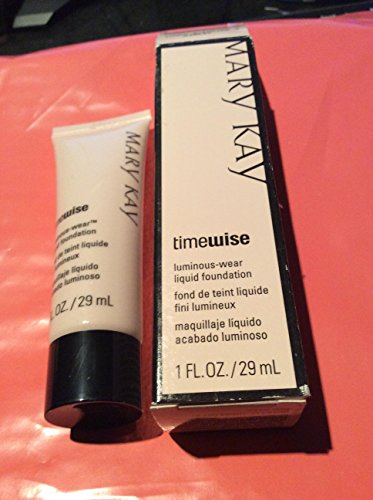 Mary Kay TimeWise Luminous-Wear Liquid Foundation for Normal/Dry Skin (Ivory 2) (Best Luminous Foundation For Dry Skin)