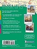 Image de Guide Vert Weekend Milan , Bergame et les lacs [ Weekend Green Guide in FRENCH - Milan , Bergamo and
