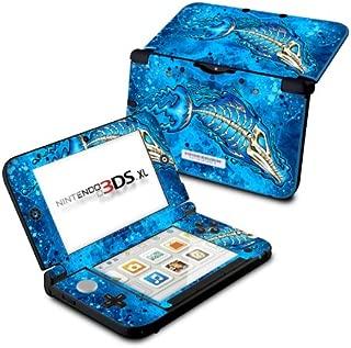 product image for Barracuda Bones - DecalGirl Sticker Wrap Skin Compatible with Nintendo Original 3DS XL