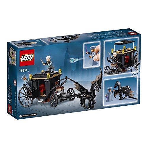 51fCHUhHB7L - LEGO Fantastic Beast's Grindelwald's Escape 75951
