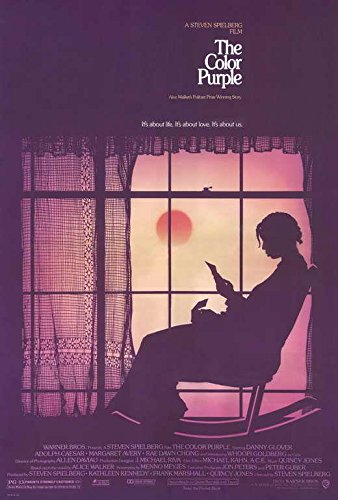 The Color Purple Movie POSTER 27 x 40, Whoopi Goldberg, Opra