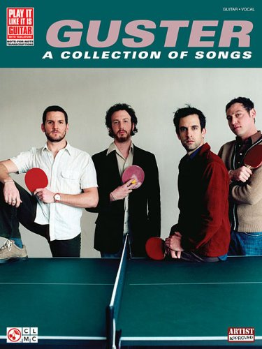 Read Online Guster: A Collection of Songs ebook