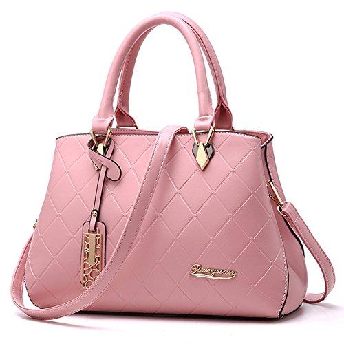 a Borse G borsa Borsa AVERIL tracolla per rosa1 verde da trasparente donne casual Borsa borsa 511FHnwZXq