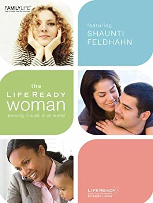 book cover of The Life Ready Woman