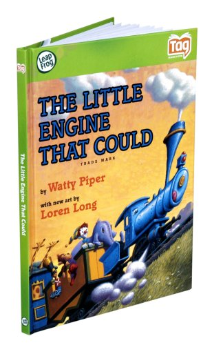 ssic Storybook The Little Engine That Could (Tag Kid Classic Storybook)