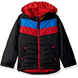 Arctix Boys Steep Insulated Puffer Jacket, Small, Black