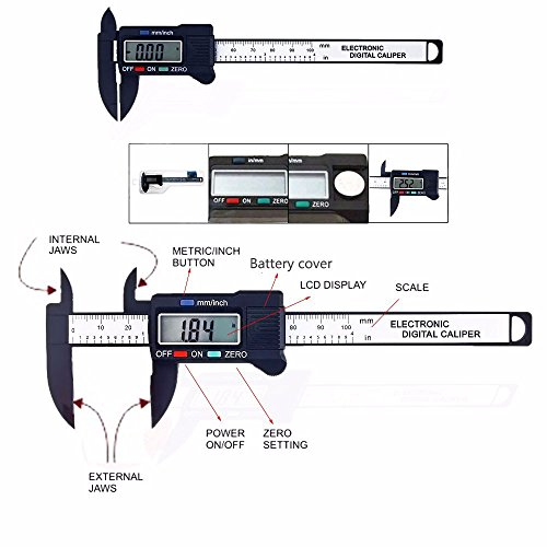 Ingooood Calipers Electronic Micrometer micrometer product image
