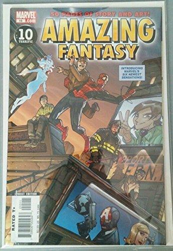 Amazing Fantasy #15 (2006) 1st appearance of Amadeus Cho