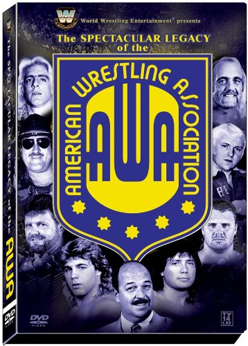 WWE: The Spectacular Legacy of the American Wrestling (Wwe Wrestling Dvds)