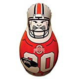 NCAA Ohio State Buckeyes Tackle Buddy, 40'' Tall, Team Colors