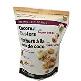 Inno Foods Coconut Clusters with Super Seeds, 500g