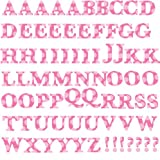 RoomMates RMK1251SCS Express Yourself Pink Peel & Stick Wall Decals, 73 count