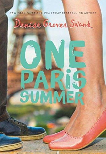 One Paris Summer (Blink) cover