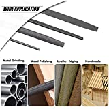 20Pcs Metal File Set for Shaping Metal, Wood, and