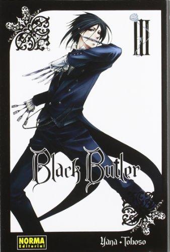 Black Butler 3 (Spanish Edition) by Norma Editorial Sa