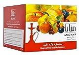 vape pen 35 - Mazaya Shisha Molasses Premium Flavors 500g For Hookah NonTobacco (Heavenly Fruit)
