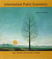 Intermediate Public Economics, 2nd Edition Front Cover