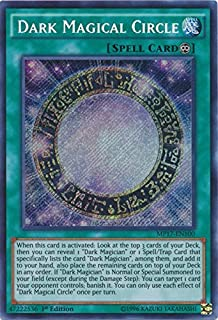 Dark Magical Circle - MP17-EN100 - Secret Rare - 1st Edition - 2017 Mega