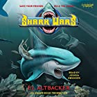 Shark Wars Audiobook by E.J. Altbacker Narrated by Joshua Swanson