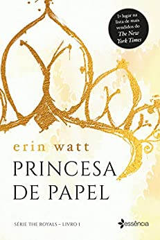 Resultado de imagen de la princesa de papel los royals