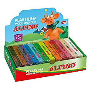 Alpino DP00006701 Pastilla plastilina
