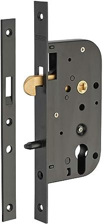 Thirard – Caja de cerradura empotrable mentonnet V/BC para puerta ...