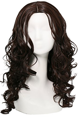 Reign Quenn Mary Stuart Wig Hair Cosplay Palace Style Wig Hair Costume Accessories Halloween -