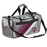 FOCO Texas A&M Border Stripe Duffle Bag