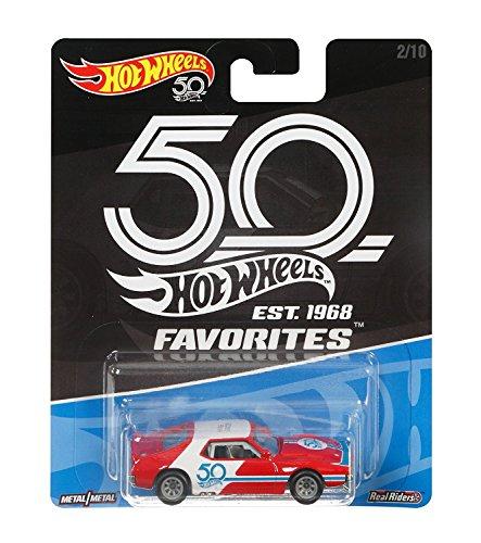 (2018 Hot Wheels 50th Anniversary Favorites '71 AMC Javelin 1/64 Diecast Car)