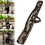 4 Layer Fishing Rod Case Bag Waterproof Fishing Bags Case Storage 120cm