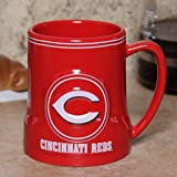 Cincinnati Reds Coffee Mug - 18oz Game Time