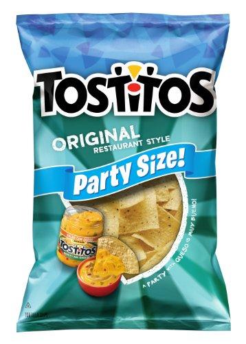 - Tostitos  Tortilla Chips, Original Restaurant Style, 16 Ounce