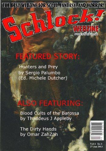Schlock! Webzine Vol 4 Iss 3