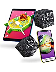 MERGE Cube Augmented Reality STEM Toy - Educational Games for Learning Science, Math, Art and More in The Classroom, Online and Home
