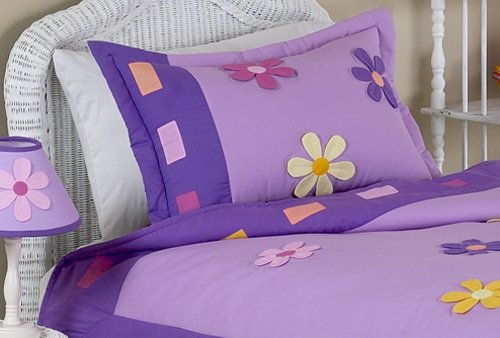 (Sweet Jojo Designs Danielle's Daisies Pillow Shams)