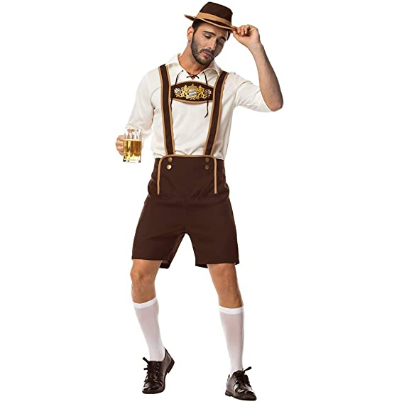 Oktoberfest - Conjunto de disfraz para hombre de manga larga para ...