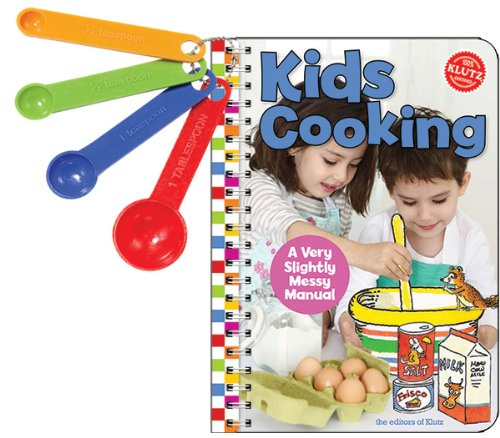 Kid's Cooking: A Very Slightly Messy Manual