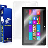 ArmorSuit MilitaryShield - Microsoft Surface Windows 8 Pro Screen Protector Shield + Full Body Skin Protector & Lifetime Replacements