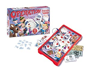 Rudolph The Red Nosed Reindeer Operation by Operation
