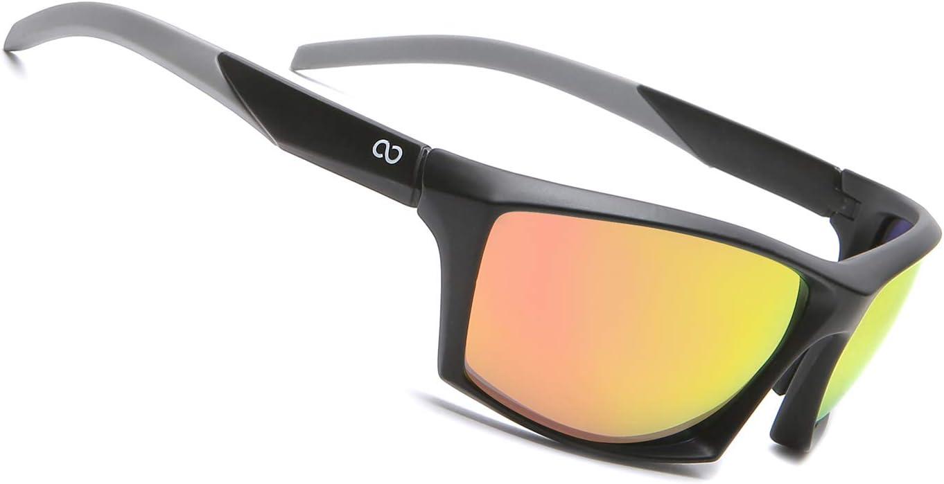 ZÉRO D Sport Polarized Mirrored Sunglasses Men Women Brand Design UV400 Driving Fishing Cycling Running 626