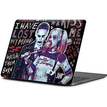 Laptop Sticker Skin HARLEY QUINN GOTHAM GIRL BATMAN Adhesive vinyl Various Sizes