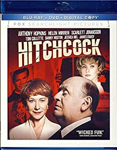 Cover Image for 'Hitchcock (Blu-ray / DVD Combo)'