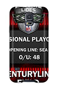 seattleeahawks NFL Sports & Colleges newest Samsung Galaxy S5 cases 3892386K174395146