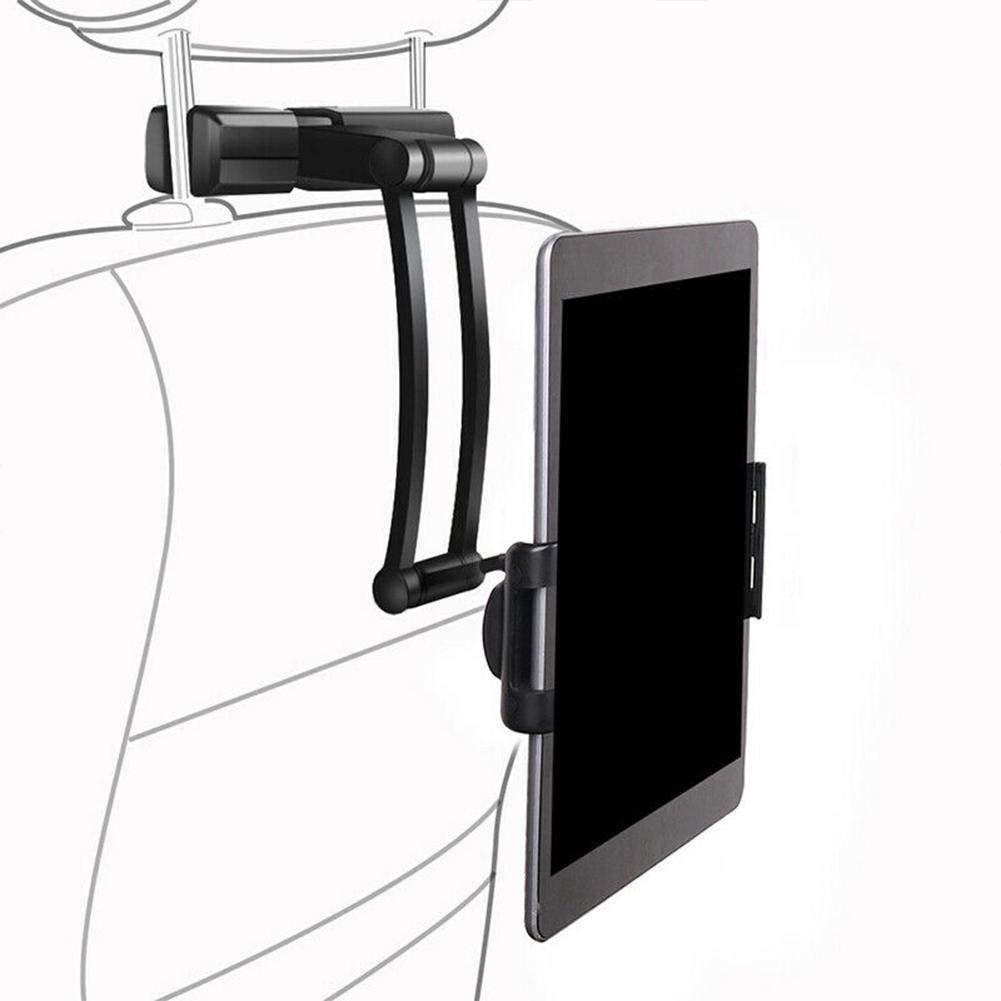 JinYiZhaoMing Auto-Kopfst/ützenhalterung Universal Auto Handy Tablet St/änder Halter verstellbar