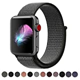 Yunsea For Apple Watch Band, New Nylon Sport Review and Comparison