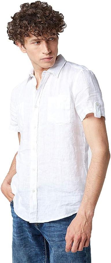 Gas Jeans Camisa Casual para Hombre: Amazon.es: Ropa y accesorios