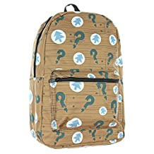 Disney XD Gravity Falls Dipper Pines Tree and Question Mark Symbol All Over Print Backpack