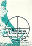 An American Topographer, George S. Druhot, 0910845255
