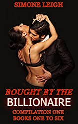 The Master Series. Box Set One. Books 1 to 6: Bought by the Billionaire (Bought By the Billionaire Box Set)