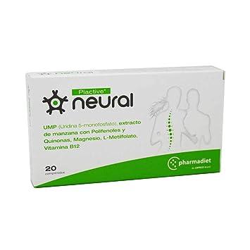 MASTERDIET - PLACTIVE NEURAL 20comp MASTERDIET: Amazon.es: Salud y cuidado personal